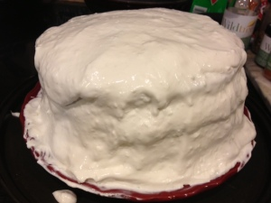 pic of coconut cake