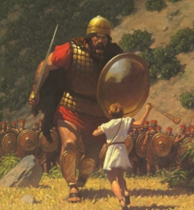 pic of david and goliath