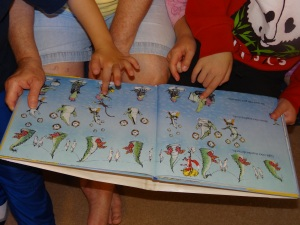 """One of Maemae's more recent favorites--""""Counting Crocodiles"""""""