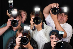 Have you ever wished for your own paparazzi to permanently document your good days?