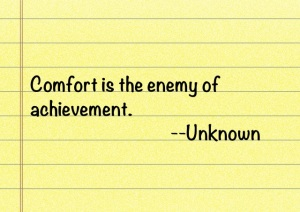 pic of comfort quote