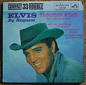 pic of elvis flaming star cover