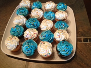 Cupcakes--perfect for any celebration!