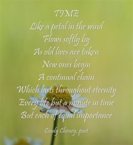 Time by Cindy Cheney