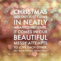 All I Want for Christmas is a Beautiful Mess