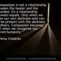 On what Compassion really is