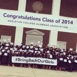 Photo courtesy of the Wesleyan College Alumnae Association