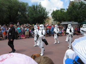 March on Stormtroopers!