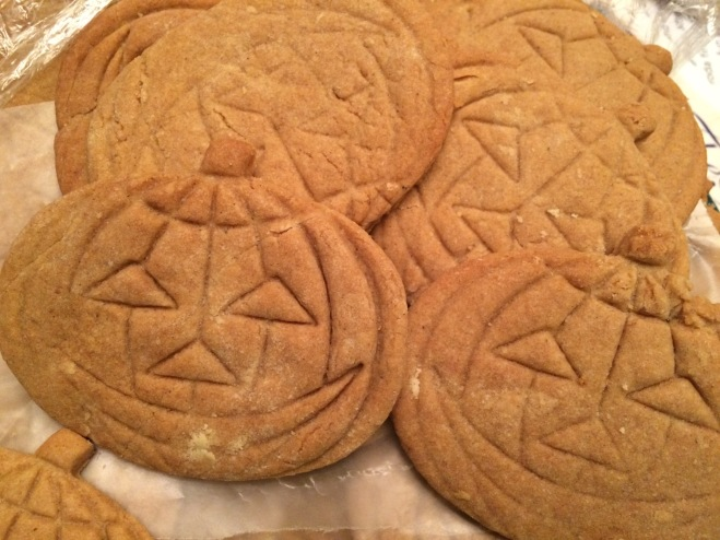 Mama's Swedish Ginger Snaps
