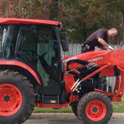 tractor stolen in houston county, ga