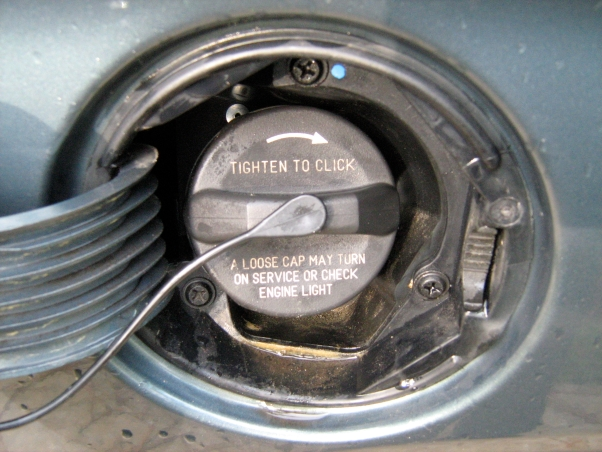 Automobile_fuel_filler_cap