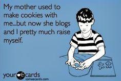 mama blogging meme