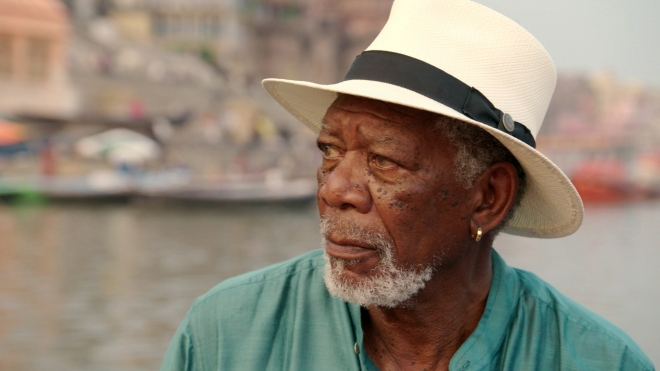 Story of God Morgan Freeman