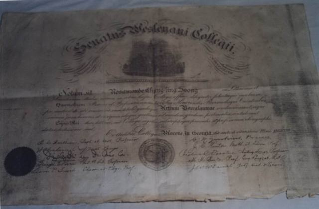 Soong_Ching-ling_diploma